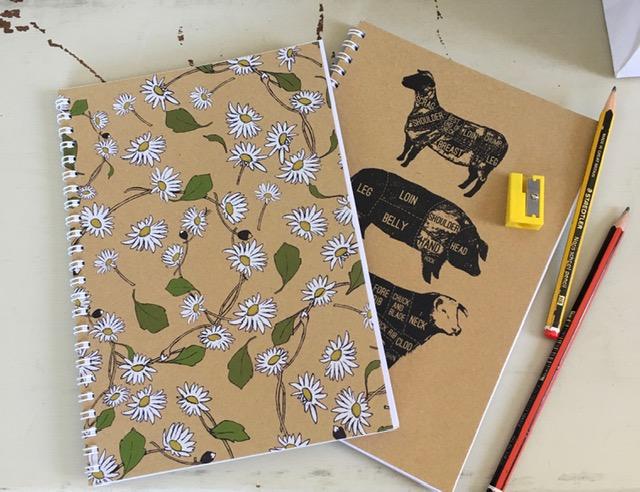 Notebooks Plain Paperback