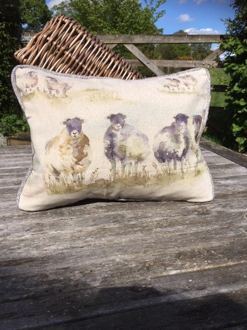 Misty Sheep- Cushion