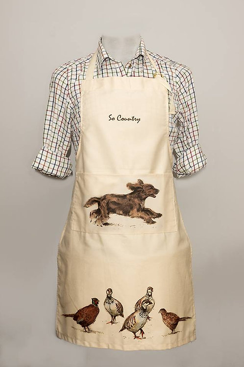 Working Cocker- Apron