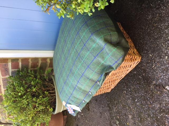 Dog bed cushion 2