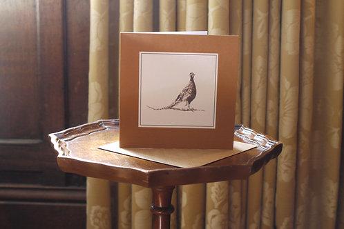 Vintage Pheasant