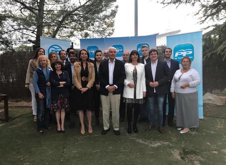 Presentación de la Candidatura del Partido Popular Torrelodones