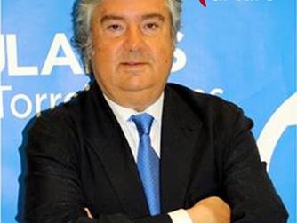 Arturo Martínez Amorós candidato del PP a la alcaldía de Torrelodones