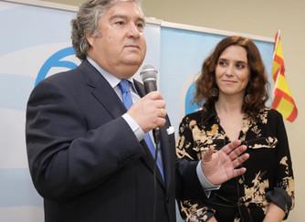 El Partido Popular de Torrelodones se congratula con la elección de Isabel Díaz Ayuso como candidata