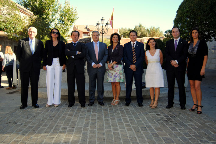 Foto Grupo día Hispanidad