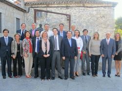 Reunión de Alcaldes del PP Noroeste