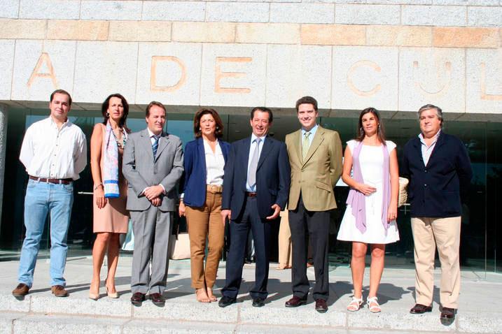 Inauguración Casa de Cultura
