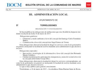 El gobierno de Vecinos por Torrelodones tiene concejales de primera y segunda
