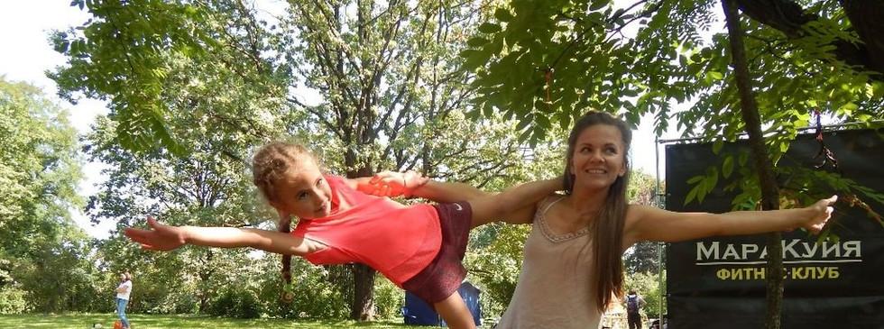 Татьяна Богрова с дочкой