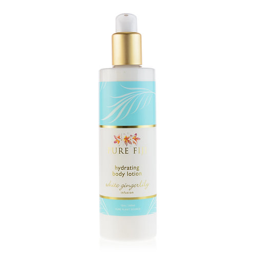 White Gingerlily - Hydrating Body Lotion 350ml