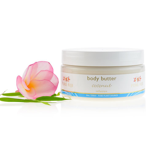 Coconut - Body Butter 236ml