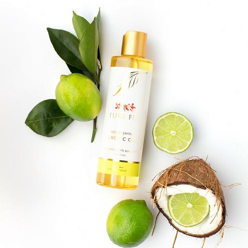 Coconut Lime Blossom - Nourishing Exotic Oil 236ml