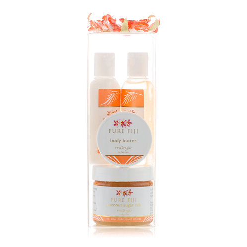 Mango - Pure Fiji Spa Boxes Bath & Body