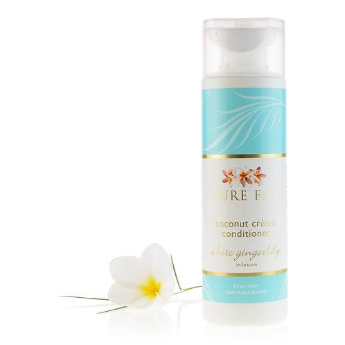 White Gingerlily -Coconut Creme Conditioner 265ml