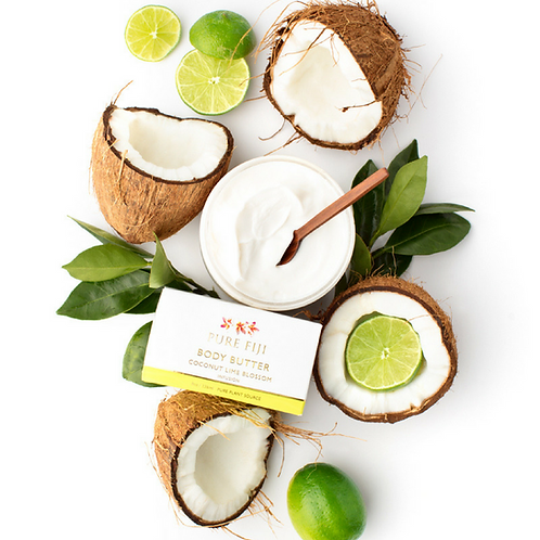 Coconut Lime Blossom - Body Butter