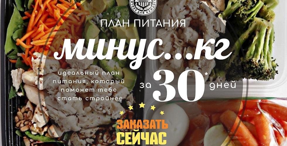 Электронный подарочный сертификат на план индивидуального питания в Беларуси
