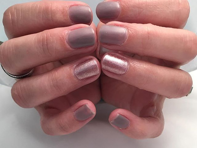 Tuesday Gels 💜💅🏼