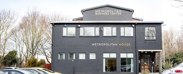 Metropolitan House, Davison Solutions Lt