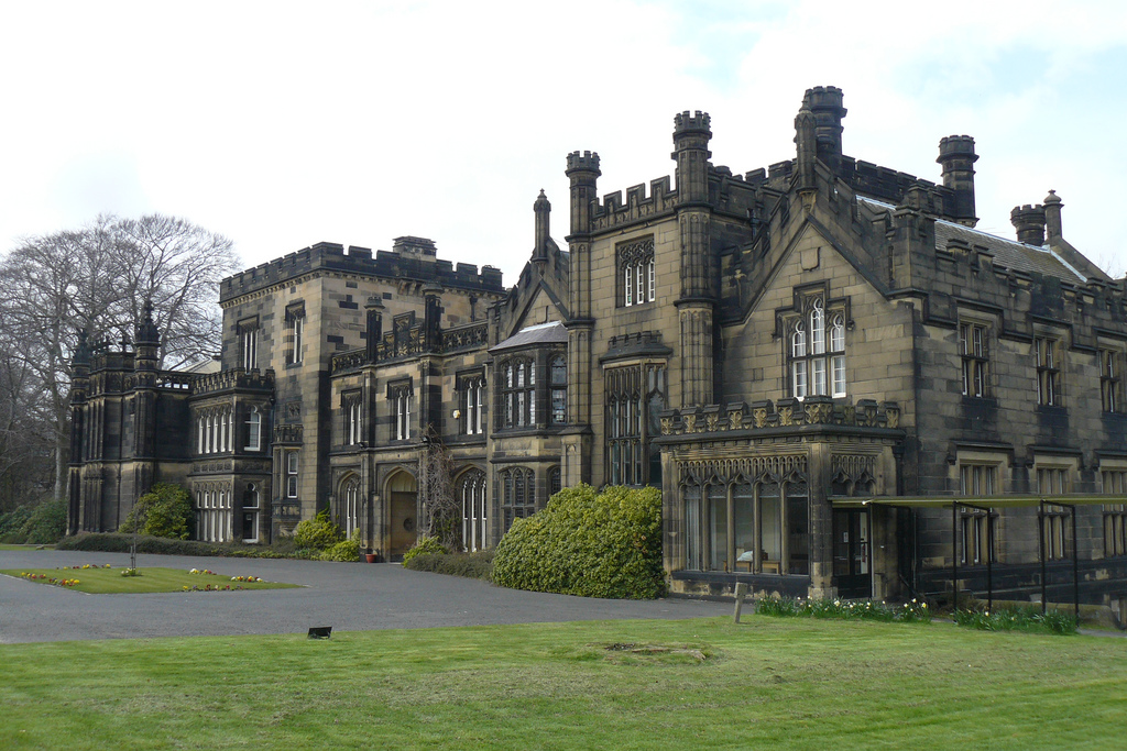 Jesmond Towers, Luxury Mansion