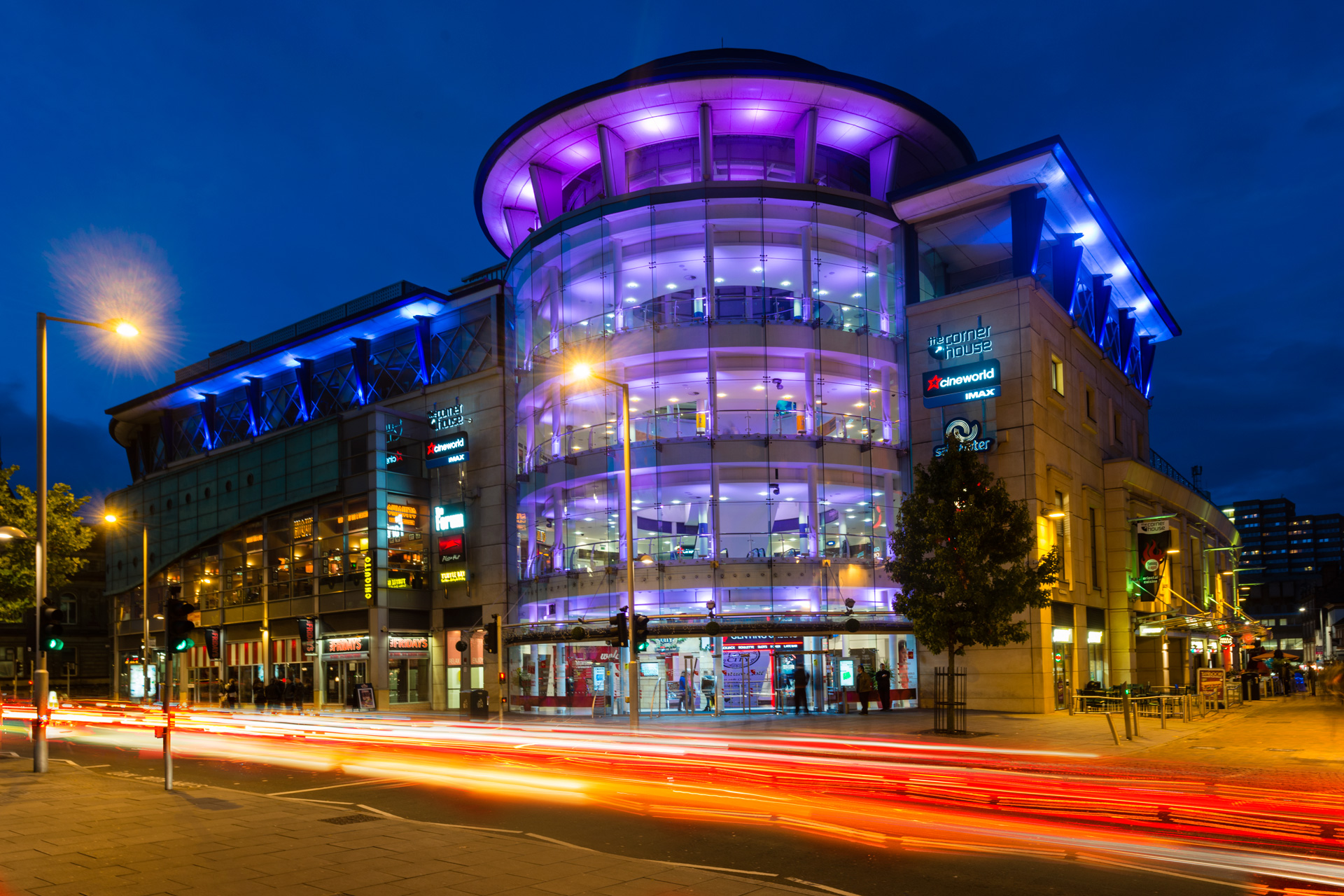 Cornerhouse, Nottingham