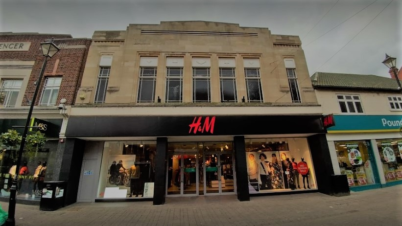 H&M Staines