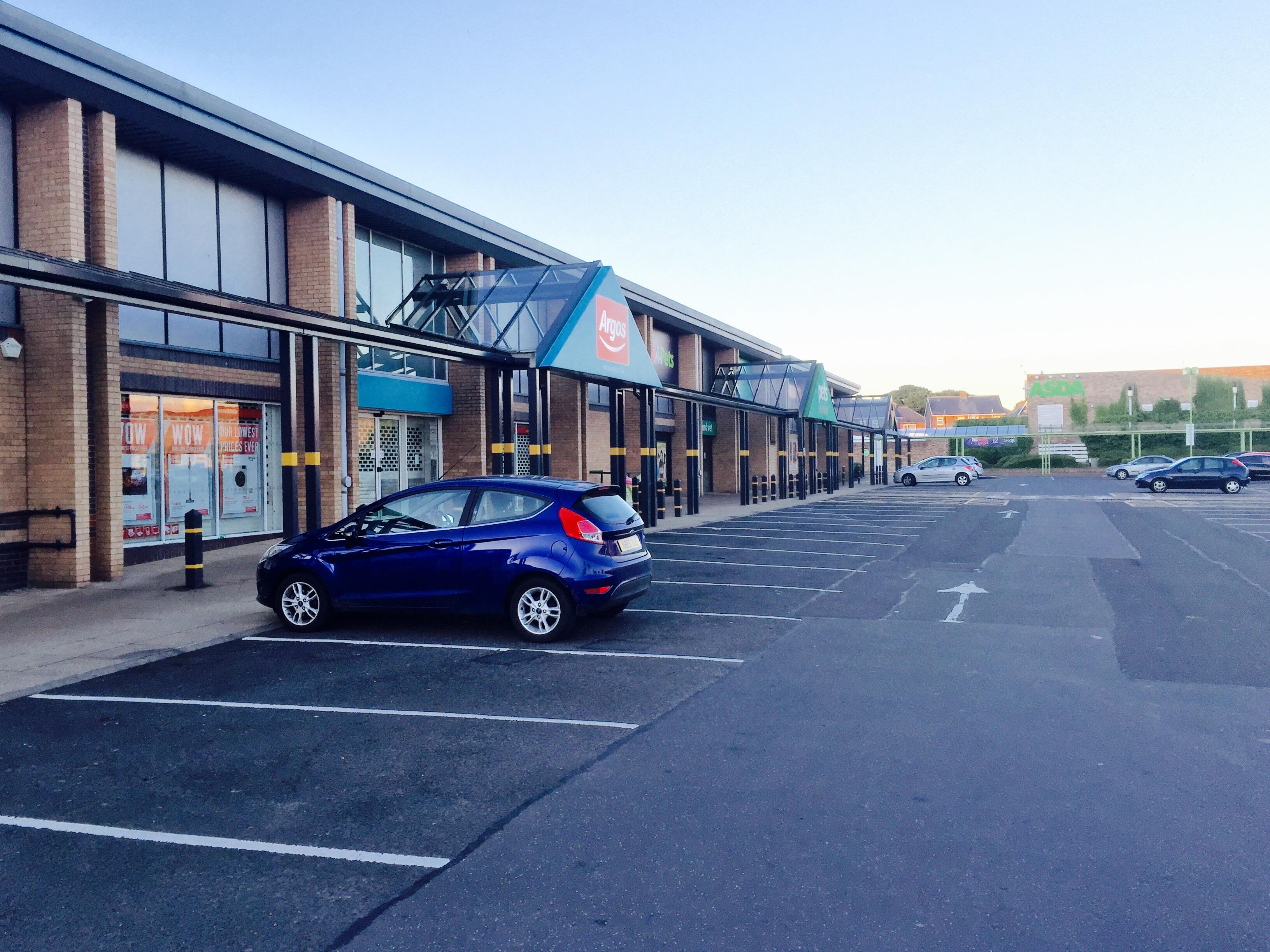 Westmorland Retail Park, Cramlington