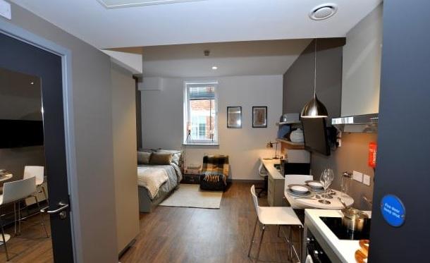 Jesmond Apartments, Newcastle