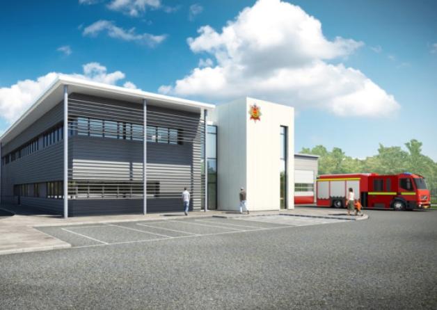 Alnwick Fire Station