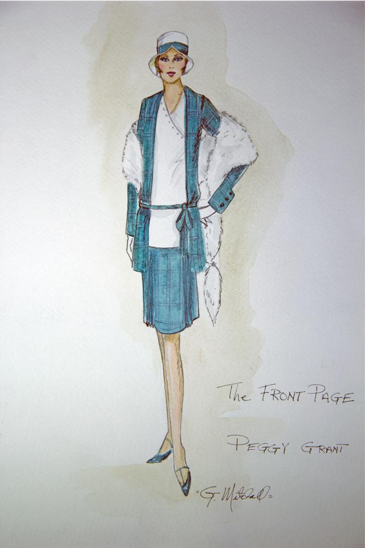 Peggy Grant
