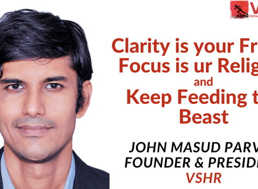 Add Clarity and FEED THE BEAST, That's how you grow your startup
