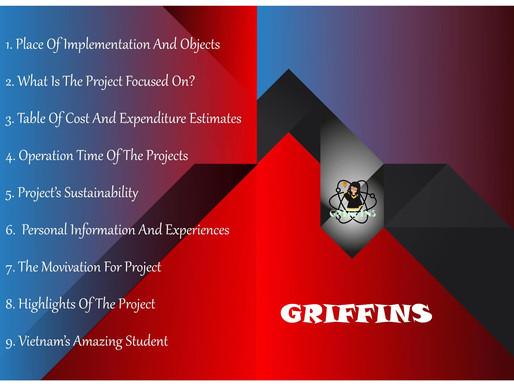 Vietnam's Amazing Student 2020 - Team Griffins