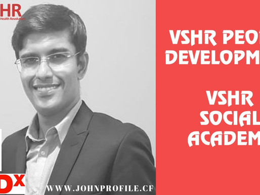 People Development done by Vietnam Social Health Revolution (VSHR)