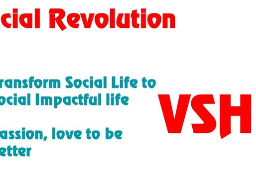 Social Revolution NPO model by John Masud Parvez, Founder of VSHR
