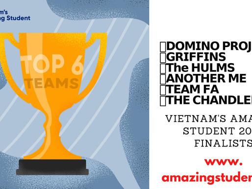 Vietnam's Amazing Student 2020 - Finale preparation workshop