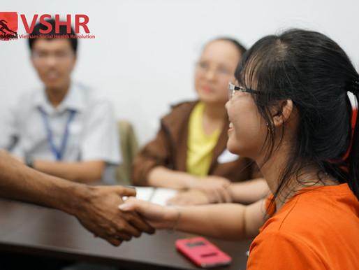 Sinh viên Đại học Y dược Hồ Chí Minh là lực lượng nòng cốt tham gia chương trình Genius Upskill