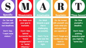 How to setup SMART Goal for achieving you career goals?