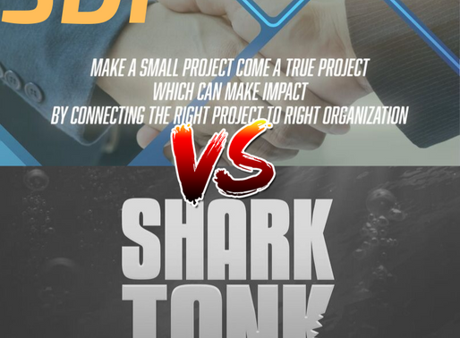 Social Development Factory (SDF) and Shark Tank