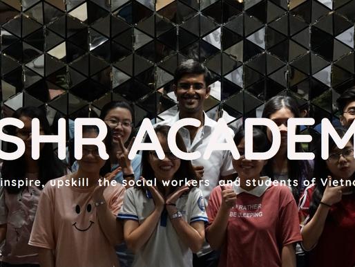 VSHR Academy provided 2.5 Billion VND valued skill development programs on 2018