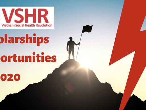 On 2020 VSHR will offer 200 Scholarships, 700 webinar, 50+ idea incubation, Constant Health advices