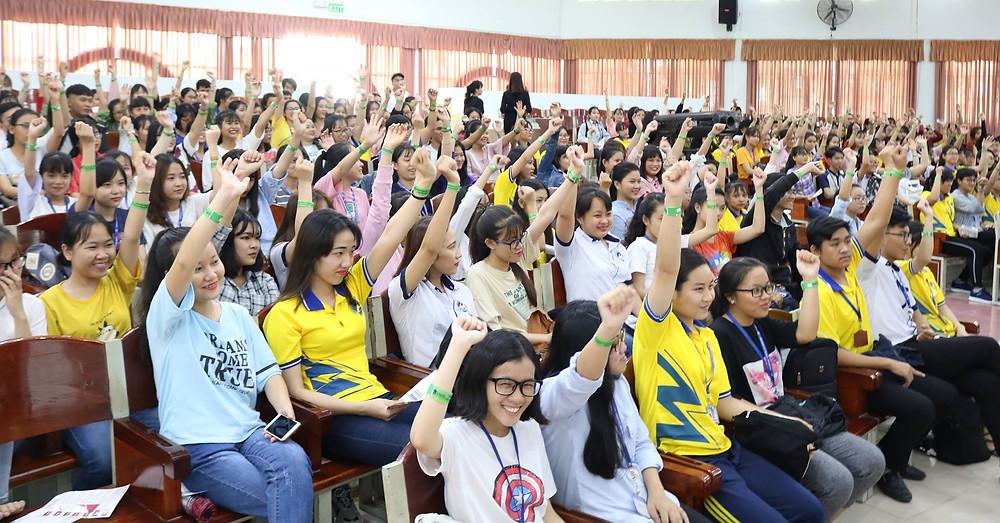 Vietnam's Social Health Revolution's Vietnam Health Festival Event