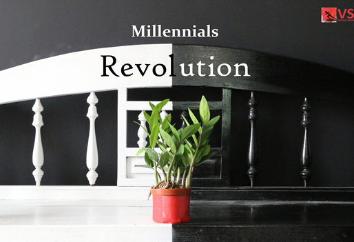 Revolution of time: Shades of the millennials