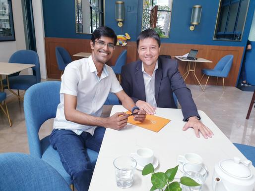 VSHR's Handshake with Oakwood Apartments Ho Chi Minh City