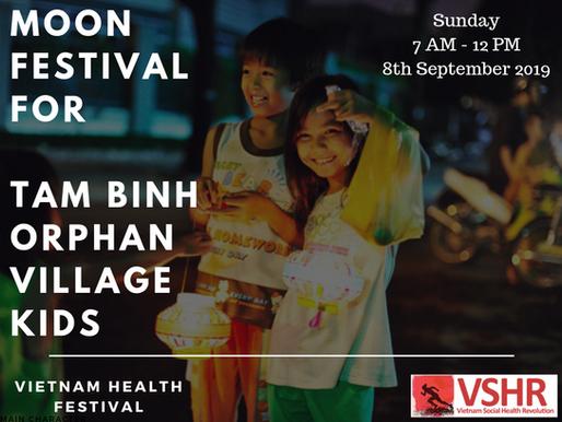 Vietnam Health Festival for 190 Orphan kids on September 2019
