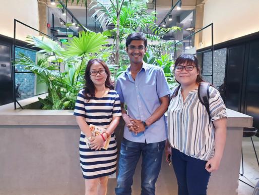 VSHR Career Center Vision to ensure career advice for all Vietnamese Students