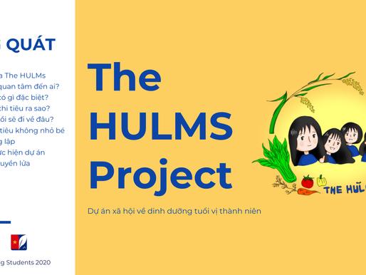 Vietnam's Amazing Student 2020 - Team The HULMs