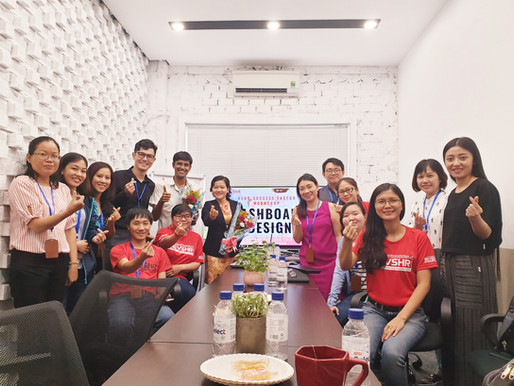 VSHR Success Factor organized Design Dashboard workshop to create data driven attitude