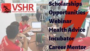 Why you should join a non profit - Vietnam Social Health Revolution (VSHR)