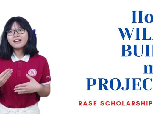 RASE Scholarship Interview for season 2020 is in progress