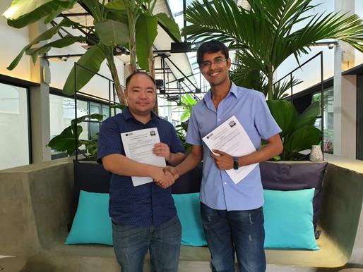 Eric Asato mentored 'The Turtles', Champion of Vietnam's Amazing Student 2019
