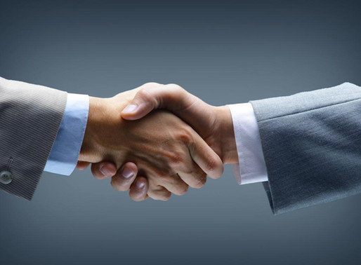 VSHR Handshake with International Cooperation Consultant Co. LTD